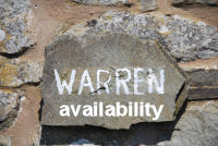 Click here for Warren Cottage availability